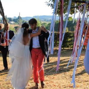 Mariage Elodie et Bertrand