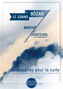 Charte graphique du Grand Bôzart