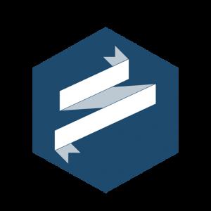 """Logo """"Un après-midi bucolique"""" déclinaison web"""