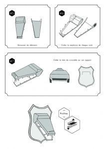 Notice de montage - Croco 02