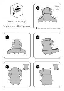 Notice de montage - Hippo 01