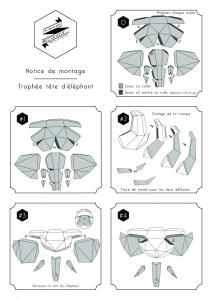 Notice de montage - Elephant 01